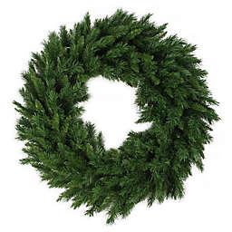 Northlight 48-Inch Lush Mixed Pine Wreath