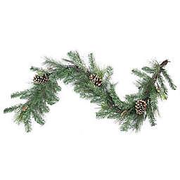 6-Foot Mixed Pine Garland