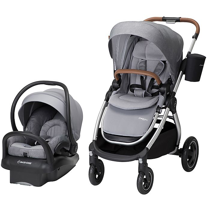 Alternate image 1 for Maxi-Cosi® Adorra™ 5-in-1 Modular Travel System