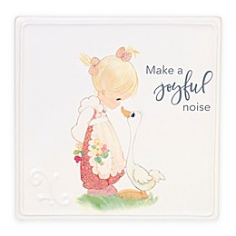 Precious Moments® Girl With Goose Plaque