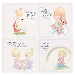 Precious Moments® Baby Artwork Plaques (Set of 4)