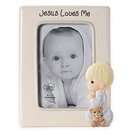 Precious Moments® Praying Boy 4-Inch x 6-Inch Picture Frame