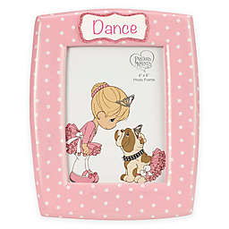 Precious Moments® Ballerina 4-Inch x 6-Inch Picture Frame