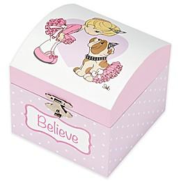 Precious Moments® Ballerina Musical Jewelry Box