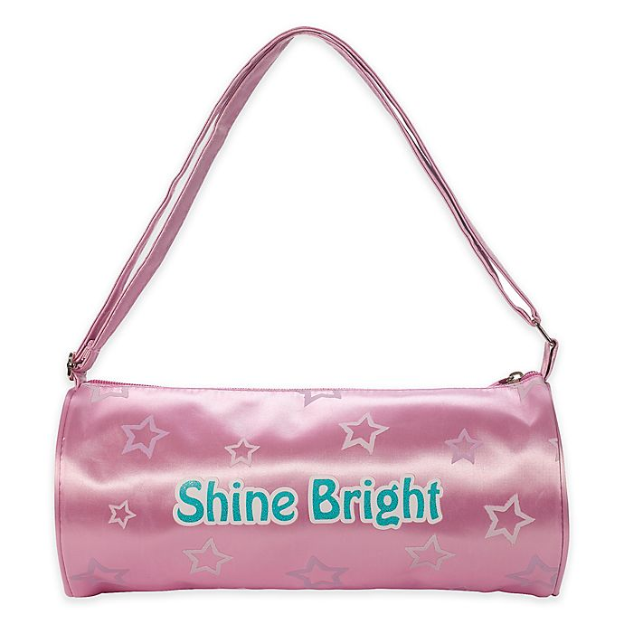 Alternate image 1 for Precious Moments® Unicorn Tubular Duffle Bag