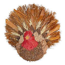 Boston International Red Neck Turkey 7-Inch Thanksgiving Decoration