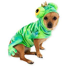 SimplyDog Frog Prince Costume