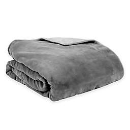 Therapedic® Reversible 20 lb. Large Weighted Blanket in Grey