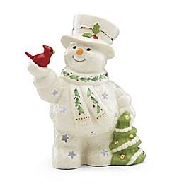 Lenox® Snowman Cardinal Figurine