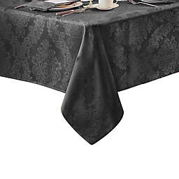 Barcelona Jacquard Damask 60-Inch x 84-Inch Oblong Tablecloth in Grey