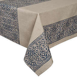 ED Ellen DeGeneres Nomad Tablecloth in Blue