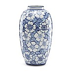Lenox® Painted Indigo™ Floral 11-Inch Tall Vase