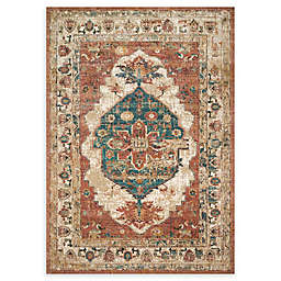 Magnolia Home by Joanna Gaines Evie Rug in Spice/Multi