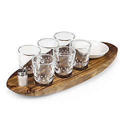 Picnic Time® Cantinero Shot Glass Serving Tray