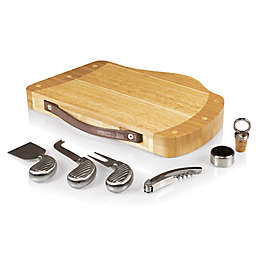 Picnic Time® Caddy Golf Bag Cheese Board & Tools Set