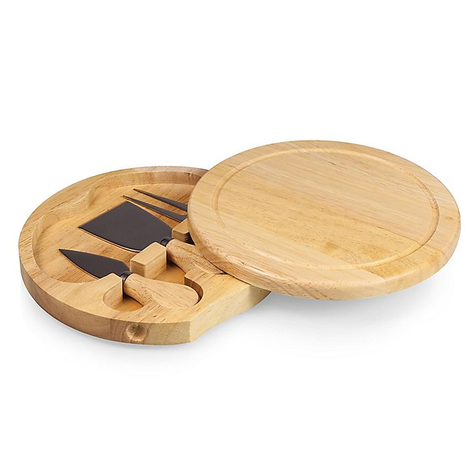 Alternate image 1 for Picnic Time® Brie Cheese Board & Tools Set