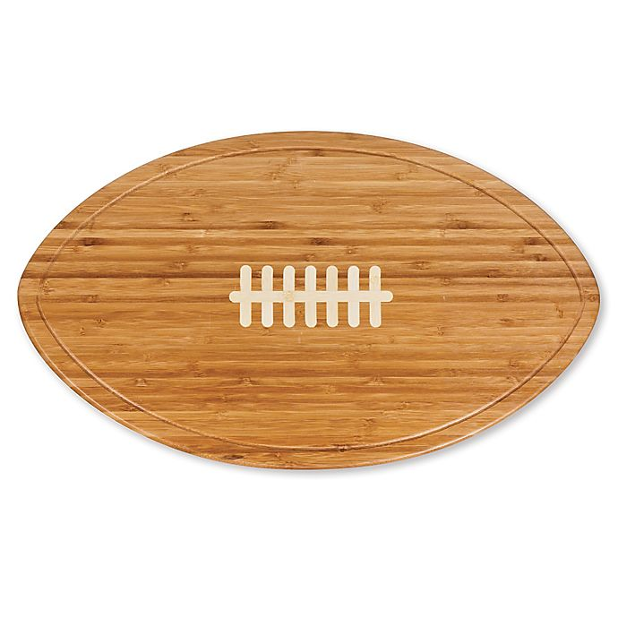 Alternate image 1 for Picnic Time® Kickoff Cutting Board & Serving Tray