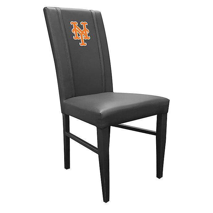 Alternate image 1 for MLB New York Mets Alternate Logo Upholstered Side Chair