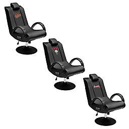 MLB Gaming Chair 100 Pro with Bluetooth in Black