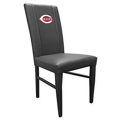 MLB Cincinnati Reds Side Chair 2000 in Black