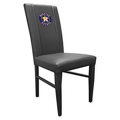 MLB Houston Astros Side Chair 2000 in Black