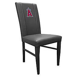 MLB Los Angeles Angels Side Chair 2000 in Black