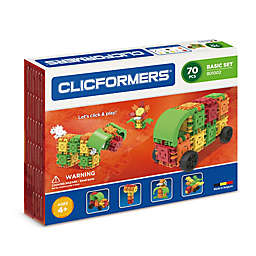 Clicformers 70-Piece Kid's Basic Set
