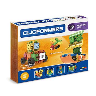 Clicformers® 90-Piece Basic Building Set