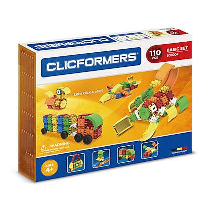Clicformers® 110-Piece Basic Building Set