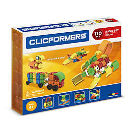Clicformers® 110-Piece Basic Building Set