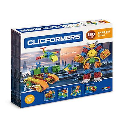 Clicformers® 150-Piece Basic Set