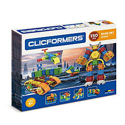Clicformers® 150-Piece Basic Set