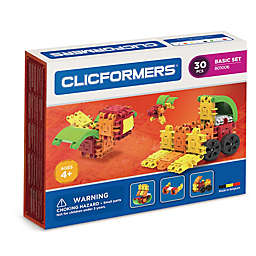 Clicformers® 30-Piece Basic Building Set