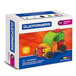 Clicformers® 25-Piece Car Building Set