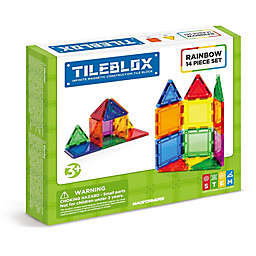 Tileblox Rainbow 14-Piece Set