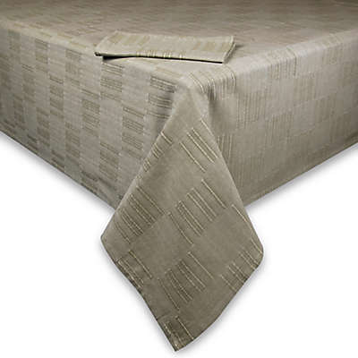 Dansk® Matera Tablecloth and Napkin