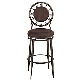 Hillsdale Furniture Metal Swivel Big Ben Bar Stool