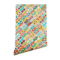Deny Designs Sharon Turner Varsha Ikat Peel & Stick Wallpaper