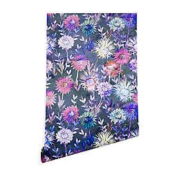 Deny Designs Schatzi Brown Gillian Floral Peel & Stick Wallpaper