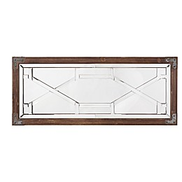 Madison Park Astoria 20-Inch x 47-Inch Wall Mirror in Silver