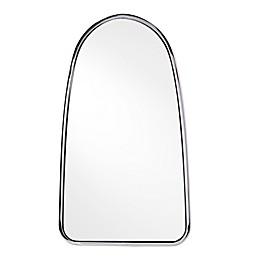 Southern Enterprises Annette Decorative Mirror in Chrome