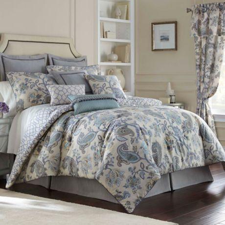 Rose Tree Sheldon Reversible Comforter Set Bed Bath Amp Beyond