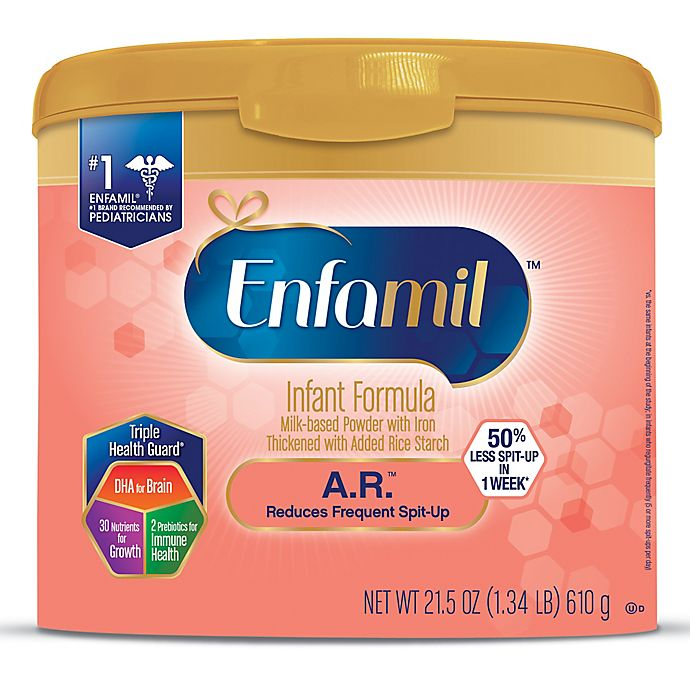 Alternate image 1 for Enfamil® A.R.® LIPIL® 21.5 oz. Infant Powder Formula