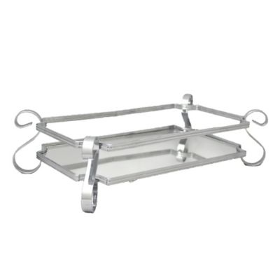 Taymor® Fancy Vanity Mirror Tray In Chrome by Bed Bath And Beyond