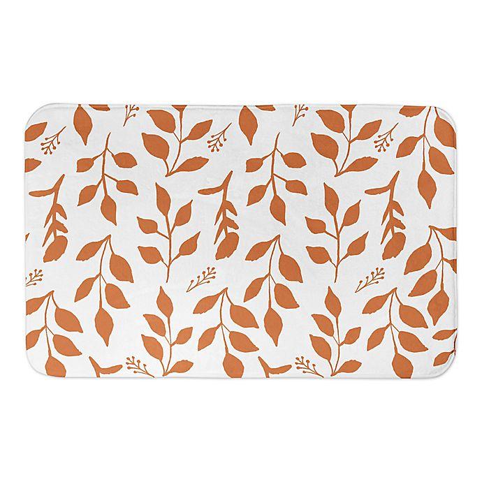 Alternate image 1 for Designs Direct Orange Leaf 34\