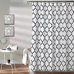Bellagio Trellis Shower Curtain