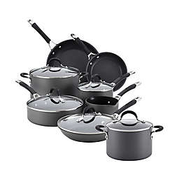 Circulon® Momentum™ Stainless Steel Nonstick 11-Piece Set with BONUS Cookware