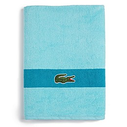 Lacoste™ Cotton Bath Towel