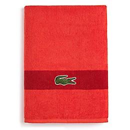 Lacoste™ Cotton Bath Towel