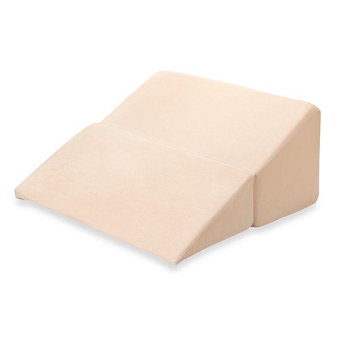 Alternate image 1 for Contour Folding Wedge Cushion